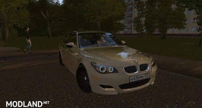 BMW M5 E60 [1.5.2]
